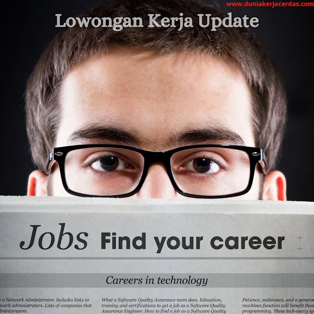 Job Vacancy PT. WIKA Industri Konstruksi
