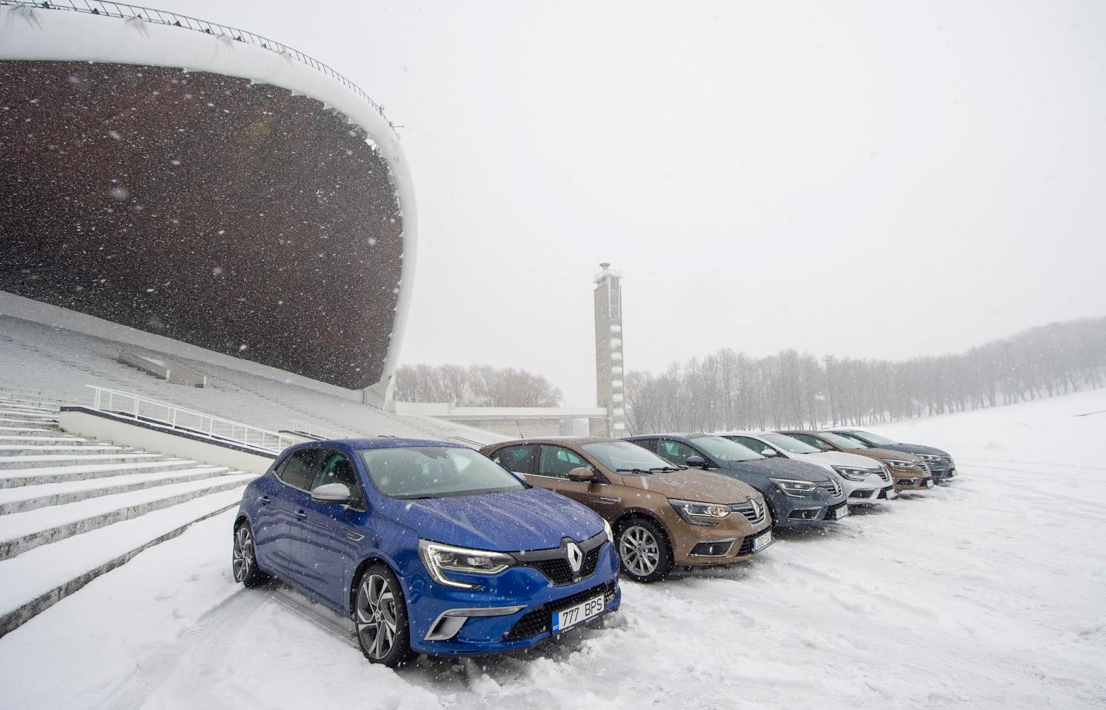 8706012d87c Ja nüüd siis autost. Megane'i neljas põlvkond näeb välja ilus, uus,  sportlik. Sõiduautode puhul ostetakse tihti välimust ja seetõttu võib uuele  Renault'le ...
