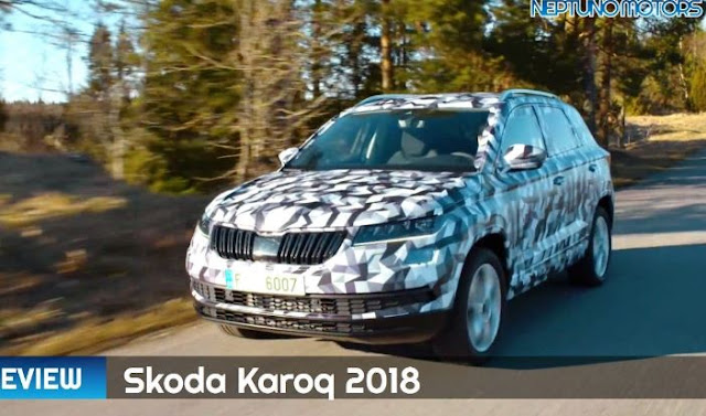 NEW 2018 Skoda Karoq India Launch, Review, Price, Specs, Features And Design