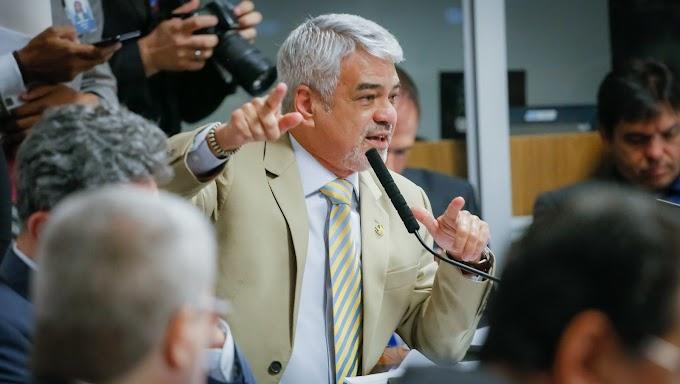 Moro afirmou ao Senado que PF investiga ameaças a Glenn, mas jornalista nunca foi procurado, alerta Humberto