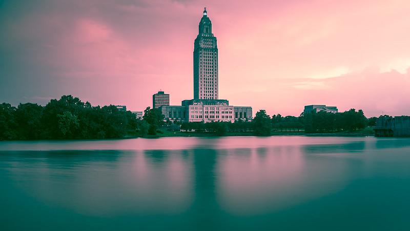 Day 16: Louisiana