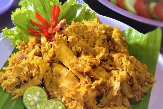 Masakan Tradisional Banyuwangi