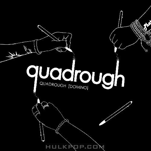 Quadrough & Jazzmal – Domino – EP
