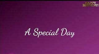 Special Happy Birthday Whatsapp Status Video