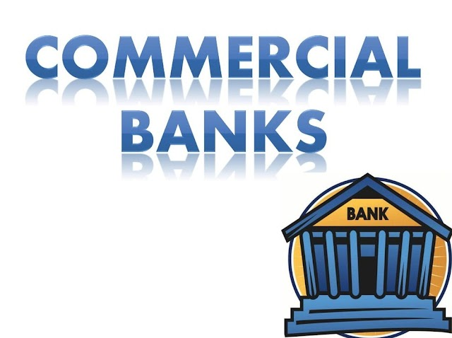 What is a commercial bank? Work | Type | an objective