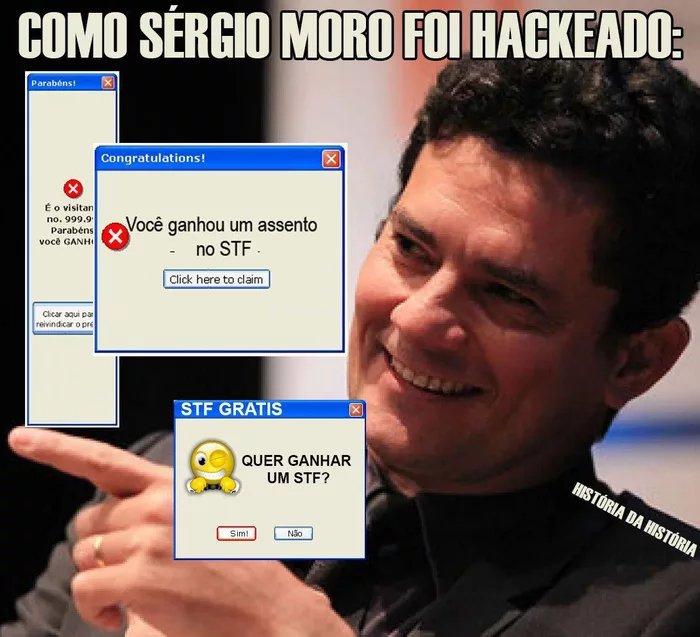 Olá, eu sou o Hacker