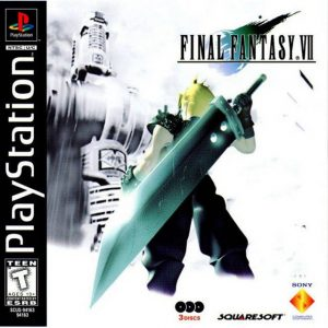 Download Final Fantasy VII - Torrent (Ps1)