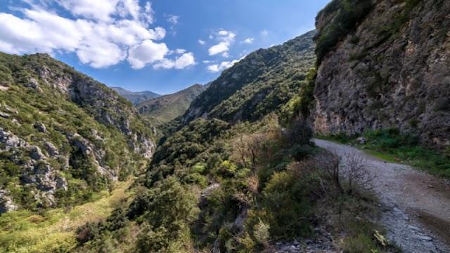 Γλυκή-ΣκάλαΤζαβέλαινας-Κιάφα η νέα εξόρμηση του Ορειβατικού Άρτας