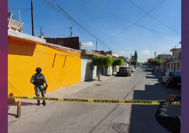 Ya lo traían hasta que lo quebraron El CJNG ejecuta a primo de El Marro en su tierra Celaya, Guanajuato y en plena huida son abatidos por policías