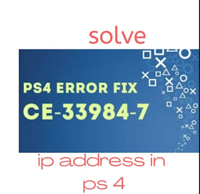 why is my playstation failing to obtain ip address