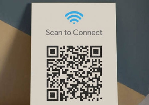 Kode QR Wifi