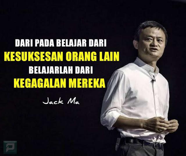 kata kata bijak dari jack ma