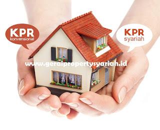 Perbedaan KPR Syariah, KPR Bank Syariah, dan KPR Bank Konvensional