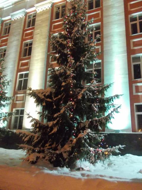 Новый год 2017 Барнаул