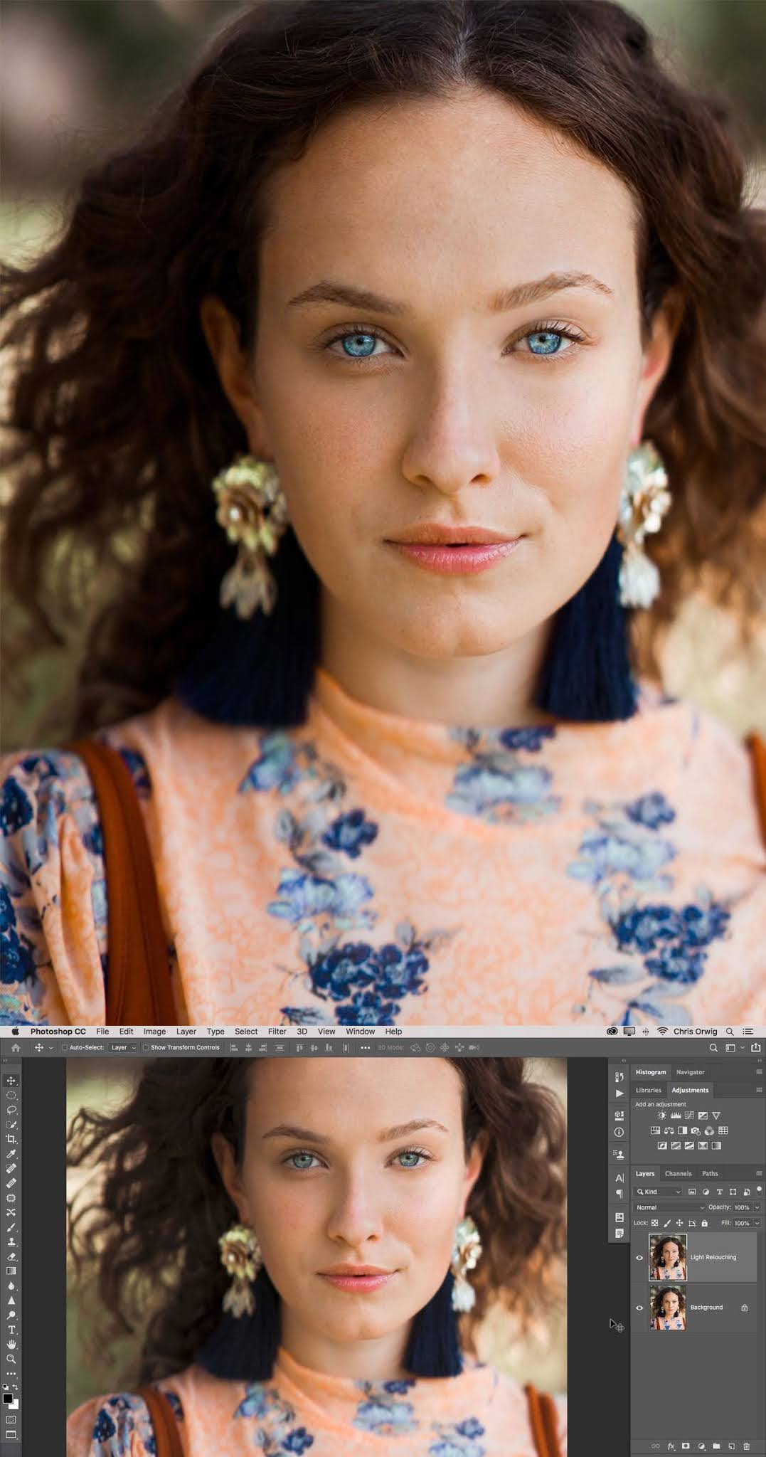 Portrait Retouching Masterclass Free Download