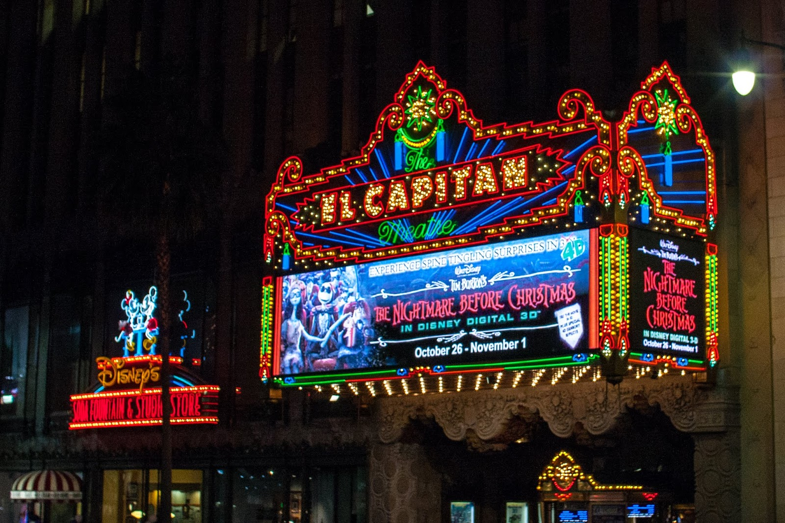 PracticalWDW: Backstage Magic at The El Capitan Theatre in Hollywood