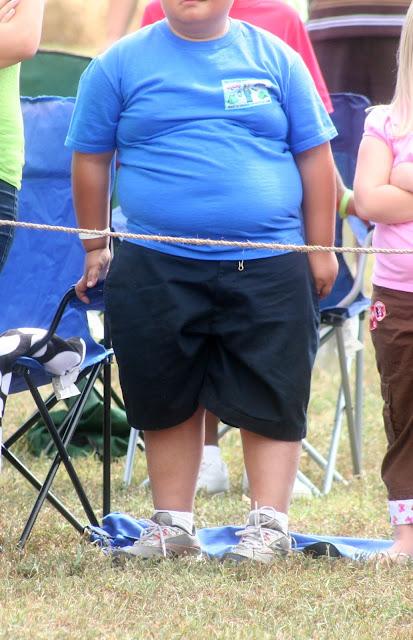 Being overweight may build blood pressure risk in children