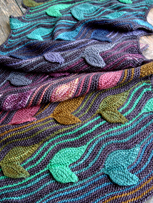 Snood Forest Witch - Knitting Pattern