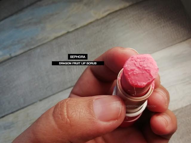 Lip Care routine, labbra secche e screpolate, dry lips, chapped lips routine, dragon fruit lip scrub, sephora, sephora italia,