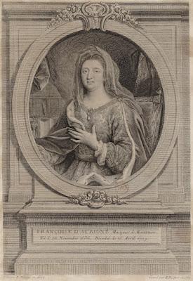 Françoise d'Aubigné Marquise de Maintenon