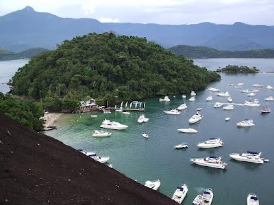 Ilha de Itanhangá - Angra dos Reis/RJ