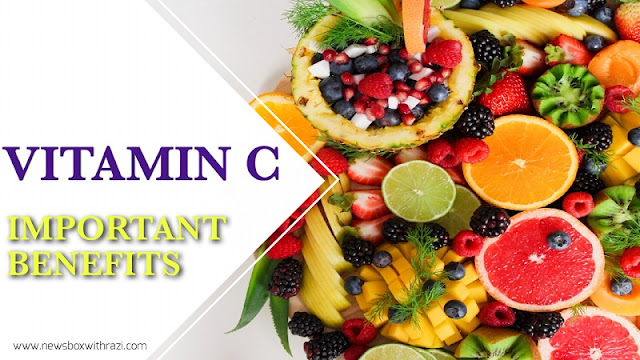 The main benefits of vitamin C, and the diseases caused by it.