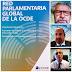 """Intercambio virtual sobre el """"Estudio Económico de España 2021"""" en la Red Parlamentaria Global de la OCDE."""