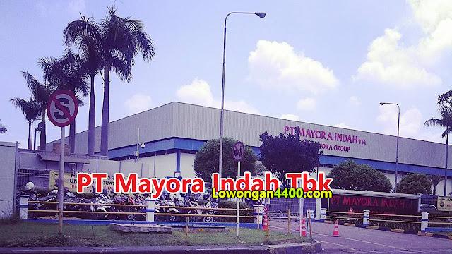Pt Mayora Indah