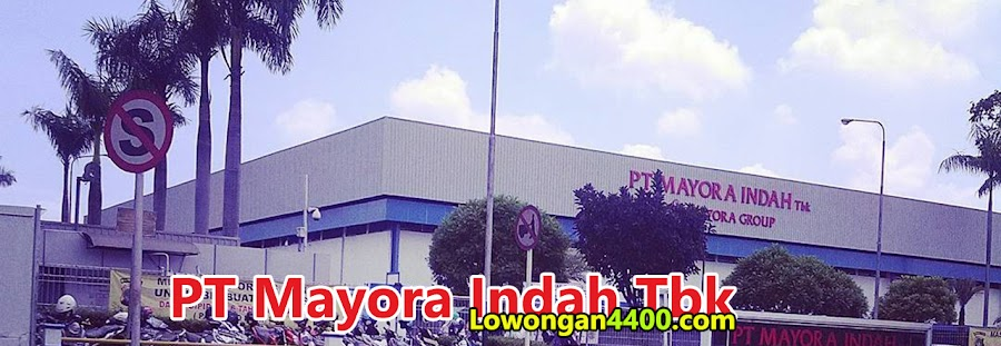 PT. MAYORA INDAH
