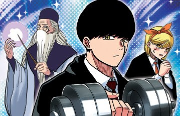 Mashle: Magic and Muscles Chapter 46 Bahasa Indonesia