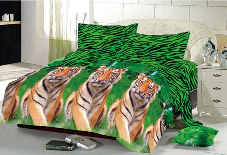 Sprei Kintakun Luxury Harimau