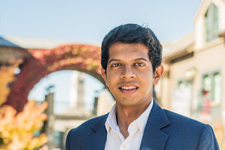 Vikram Shah, founder of vested finance