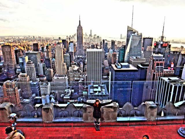 INCREÍBLES VISTAS DE NUEVA YORK DESDE EL EMPIRE STATE BUILDING