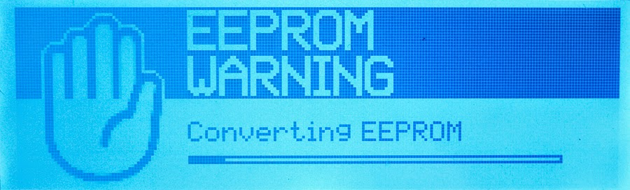 RC-SOAR - the Blog: Managing your EEPROMs when upgrading OpenTx
