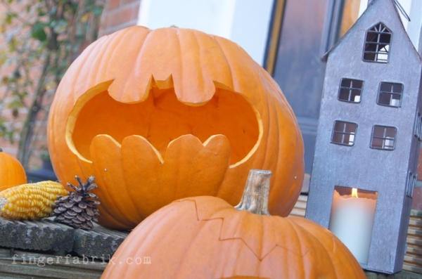 Easy Free Batman jack o lantern patterns template design printable