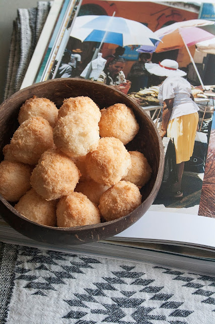 Biscottini al cocco senza burro