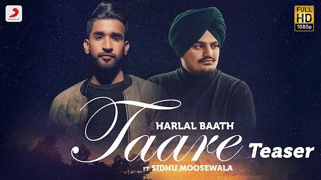 TAARE LYIRCS SONG - SIDHU MOOSEWALA - HARLAL BATTH - LYRICSFACE.COM