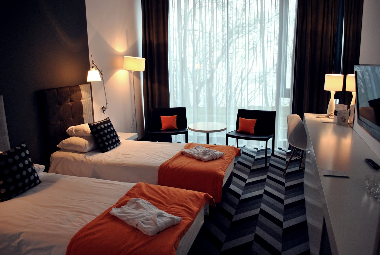 Patryk strza a blog poziom 511 design hotel spa 1 for Design hotel 511