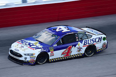 Kevin Harvick leads the #NASCAR Playoff field in the number one position with 40 points.