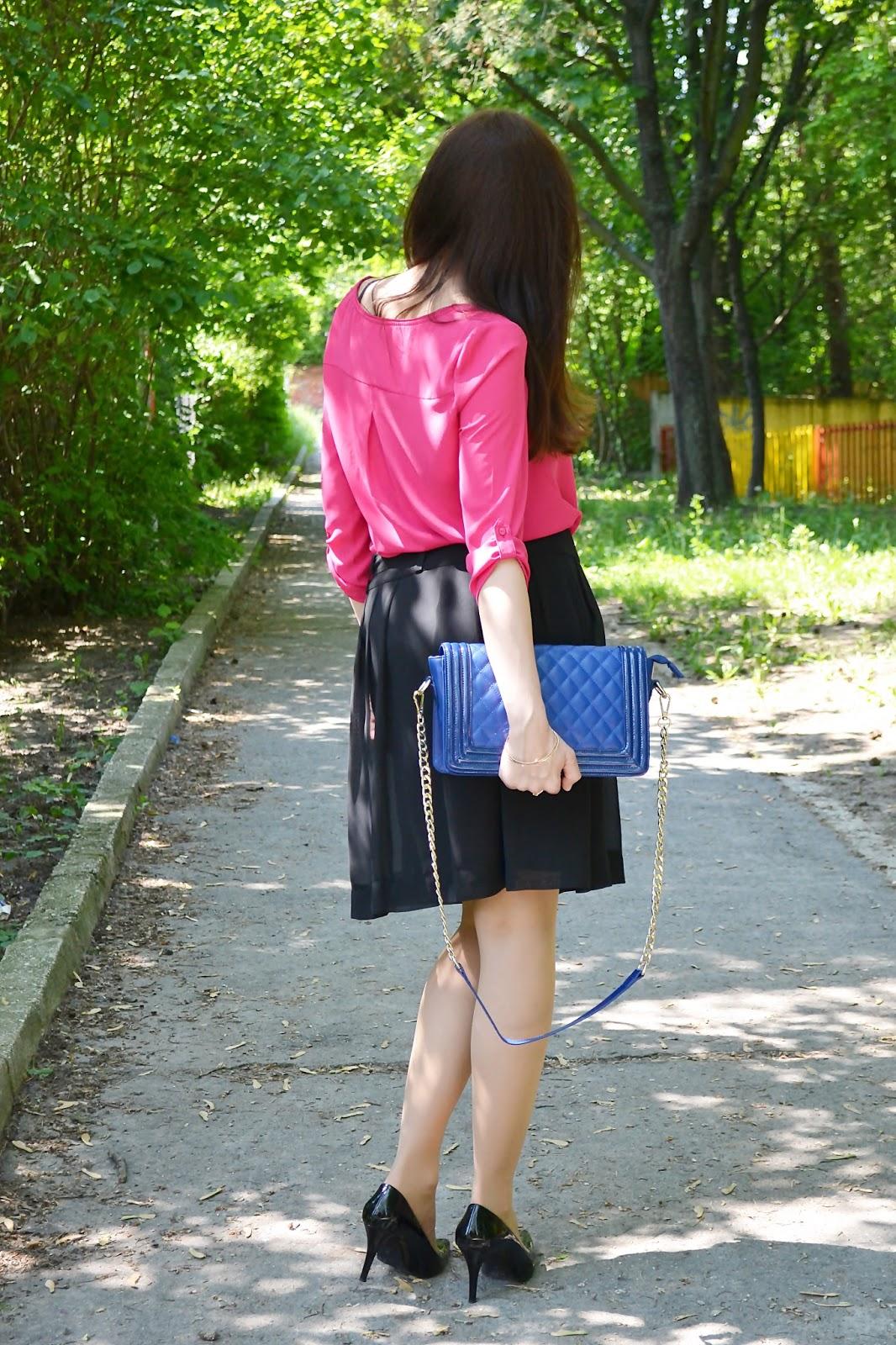 Varnished? Definitely YES._Katharine-fashion is beautiful_Kabelka JEJ_Lakované lodičky_Katarína Jakubčová_Fashion blogger