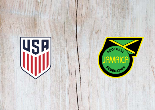United States vs Jamaica -Highlights 25 March 2021