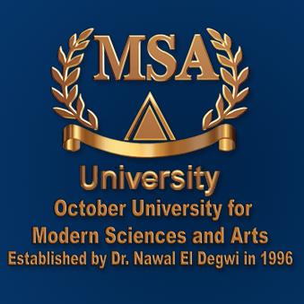 مصاريف جامعة أكتوبر للعلوم والآداب 2019-2020 بالجنيه  MSA