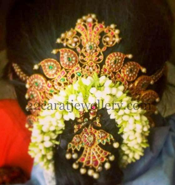 Rubies Hair Accessories Jewellery Designs