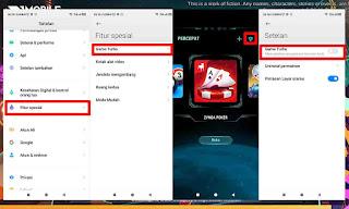 Cara Mengaktifan Game Turbo di HP Xiaomi