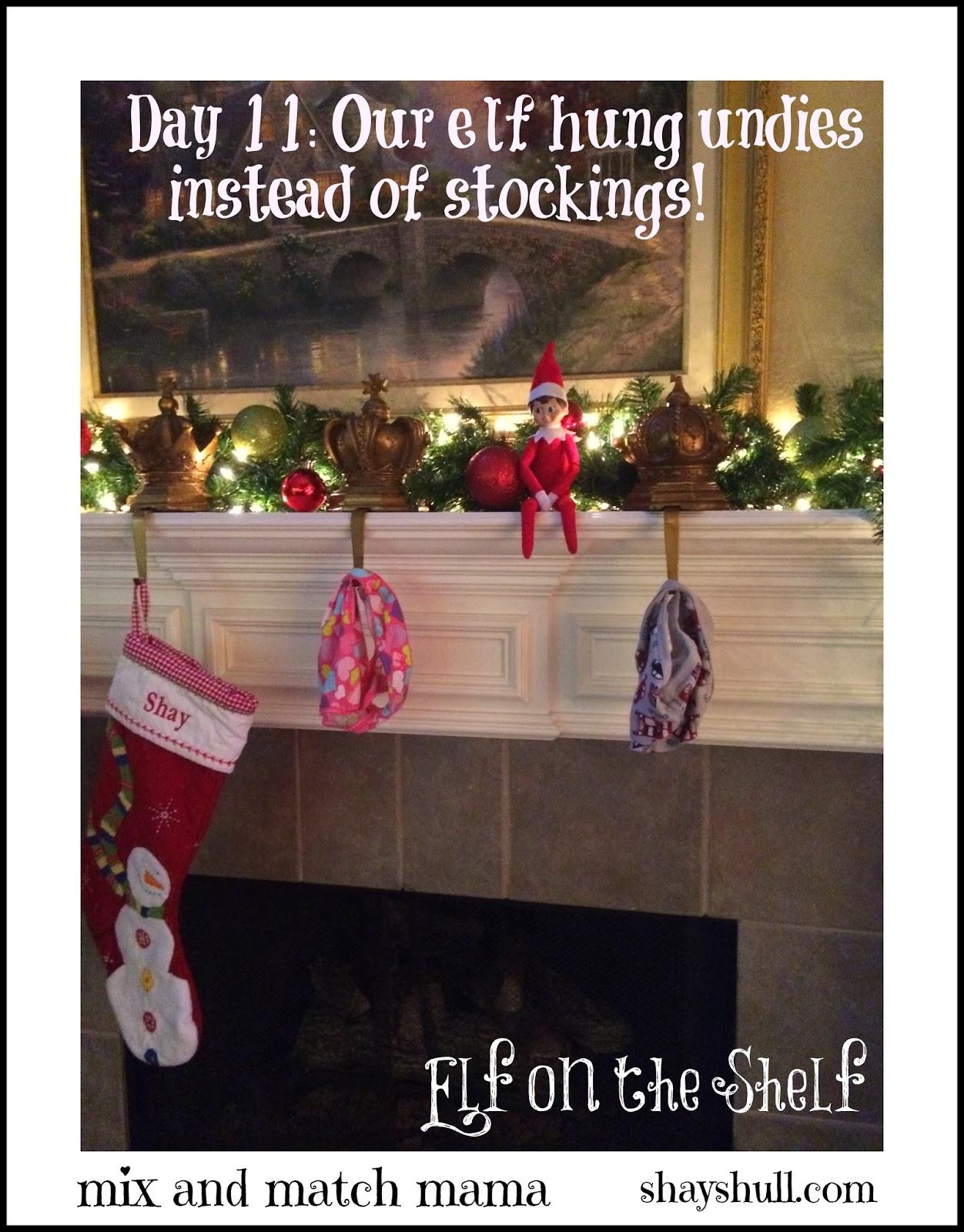 , Elf on the Shelf Ideas