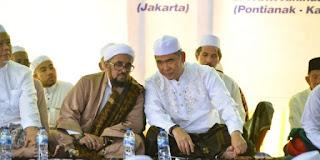 Wali Kota Syarif Fasha Hadiri Haul Pangeran Wirokusumo