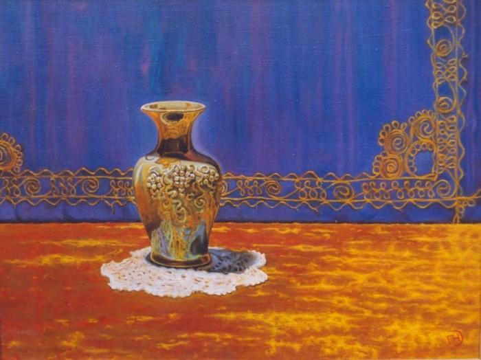 Современные художники Узбекистана. Нафиса Гильманова 7