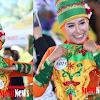 Lomba Senam Poco-poco Tingkat Sulsel, Ibu Persit Yonzipur 8/SMG, Meraih Juara Dua