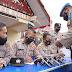 Delapan pucuk senjata api Personel Polres Bener Meriah diamankan