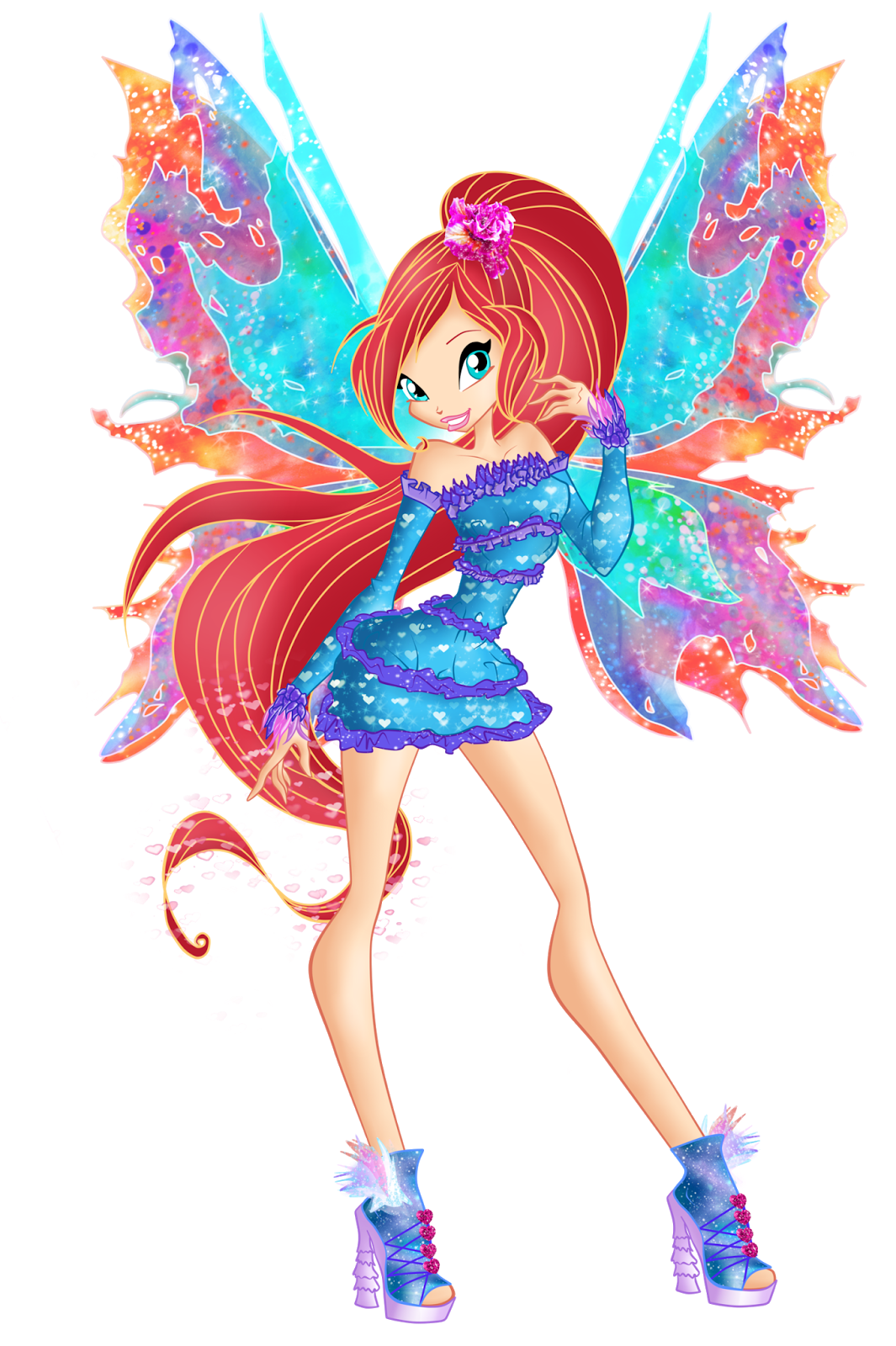 Winx Club Fairies: Winx Mythix pictures